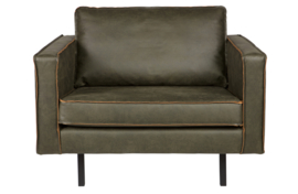 Fauteuil Rodeo Army groen