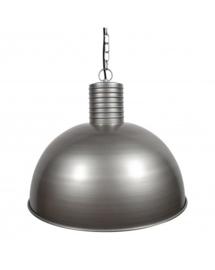 Hanglamp 50 cm, Dome antic zinc