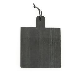 Snijplank CB2-zwart marmer