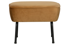 Hocker Vogue mosterd