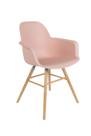 Albert Kuip Armchair Old Pink
