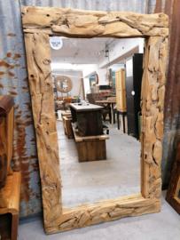 Spiegel  root  160x100 cm