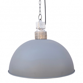 50cm Hanglamp Factory vitage grey