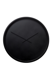 Wandklok Time Bandit zwart