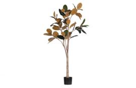 Rubberen kunstplant groen 170 cm