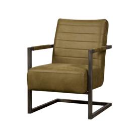 Rocca fauteuil green