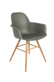 Albert Kuip Armchair Green