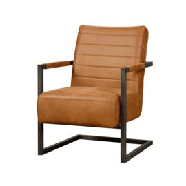 Rocca fauteuil cognac