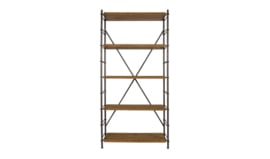 Open kast Shelf Iron