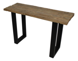 side table railwood