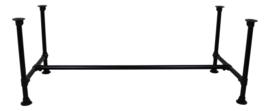 Tafelframe Steigerbuis zwart 42mm