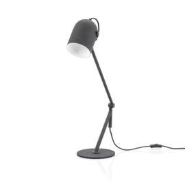 Tafellamp Sleek black