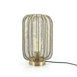 Tafellamp Carbo bronze
