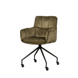 Saronno armchair  Green