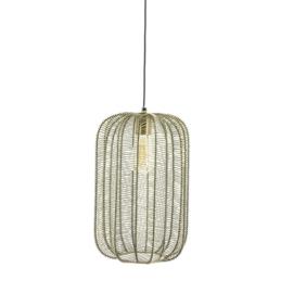 Hanglamp Carbo bronze