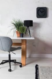 Bureaustoel  OMG zwart/grijs