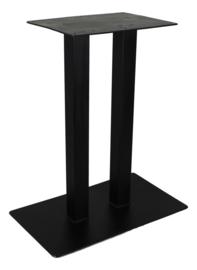 Onderstel Pillar - gepoedercoat zwart - metaal