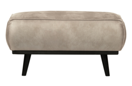 Hocker Statement elephant skin 80x55cm