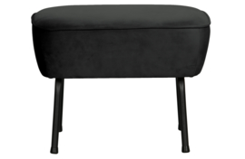 Hocker Vogue zwart