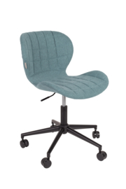 OMG office chair black/blue