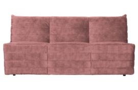 Bank Bag fluweel roze