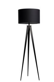 Tripod Floor Lamp Black