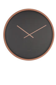 Time Bandit Clock Black/Copper