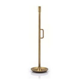 Kaarsenstandaard Wick large - goud-bronskleurig