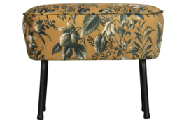 Hocker Vogue poppy mosterd