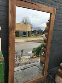 Spiegel teak 160x90 cm