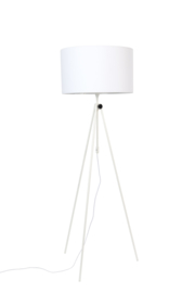 Floorlamp Lesley White