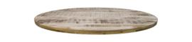 Mangoblad ovaal 180x100x5