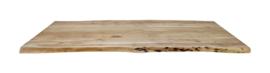 Acaciablad 250x100x5 cm
