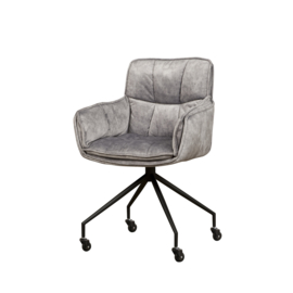 Saronno armchair  light grey
