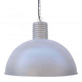 Hanglamp 50 cm, Dome  grey