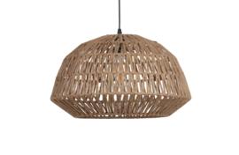 Hanglamp Kace jute naturel 45 cm