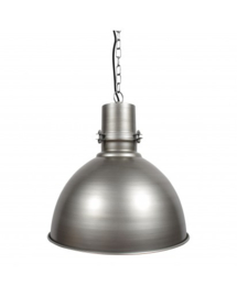 Hanglamp 40 cm, urban zinc