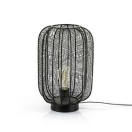Tafellamp Carbo black