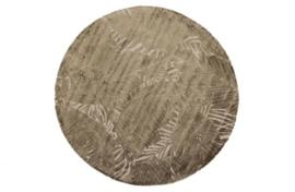 Carpet rond Naya plant dessin Ø 150 cm