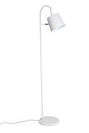 Floorlamp Buckle Head White