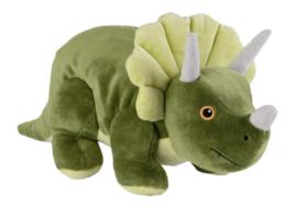 01200 Warmies warmteknuffel POP!  Triceratops (magnetronknuffel)