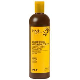 Najel - Aleppo shampoo & conditioner droog haar bio 500 ml.
