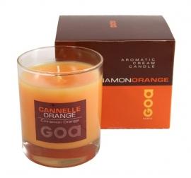 Goa Paris Geurkaars Kaneel Sinaasappel