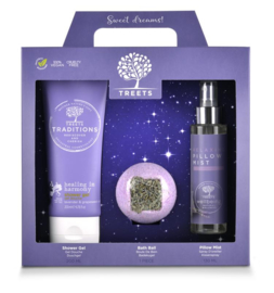 Treets - Sleep well giftset.