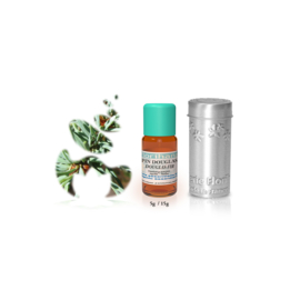 Douglasspar olie - Etherische olie Pseudotsuga Menziesii, bio. Florihana 5 of 15 gram