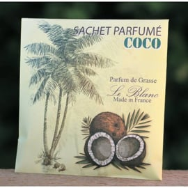 Le Blanc - Geurenvelop kokos
