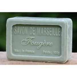 Lumière de Provence - Marseillezeep geur fougère 100 gram.