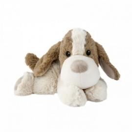 15002 Warmies warmteknuffel Mini Hond Beige (magnetronknuffel)