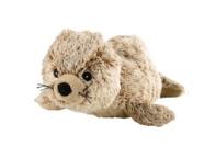 15026 Warmies warmteknuffel Mini Zeehond Beige (magnetronknuffel)
