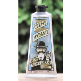 La Savonnerie de Nyons - Aftershave met arganolie 75 gram.